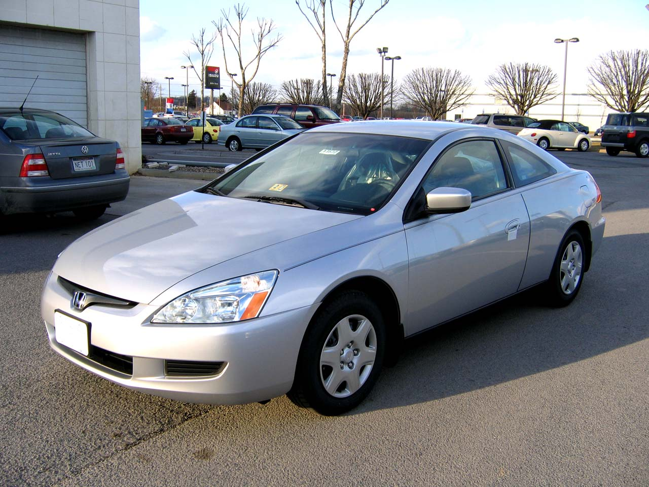2005 Accord Lx Coupe